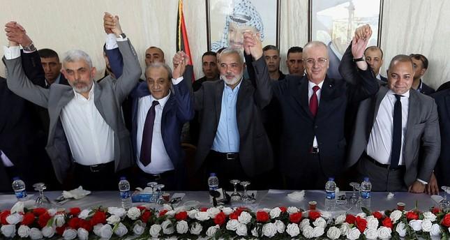 Internal, international pressures force reconciliation in Palestine
