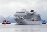 Viking Sky cruise ship reaches Norway port after terrifying rescue
