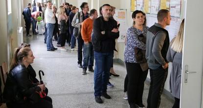 البوسنيون ينتخبون أعضاء المجلس الرئاسي الثلاثي