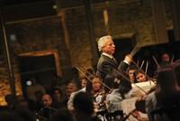 Presidential symphony orchestra starts season under veteran baton of Rengim Gökmen