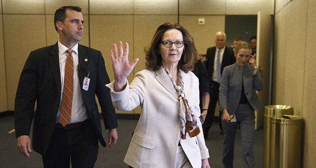 CIA chief Haspel arrives in Turkey for Khashoggi probe
