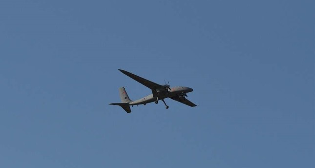 Turkey's latest armed drone completes first test flight