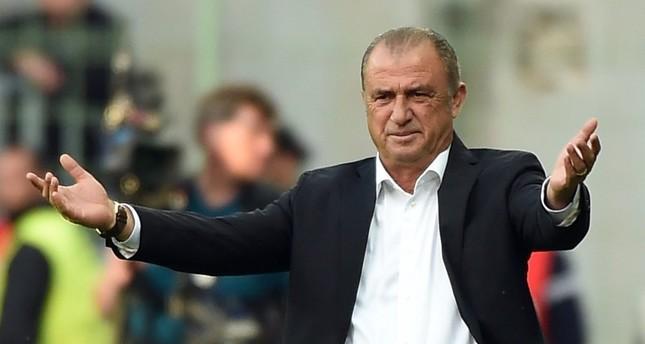 Turkey's head coach Fatih Terim