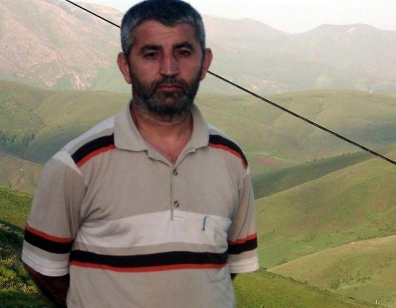 Photo shows Remzi Gu00fcler, 50, in Diyarbaku0131r, Turkey. (IHA Photo)