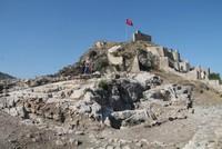 На севере Турции обнаружили руины старинной мечети