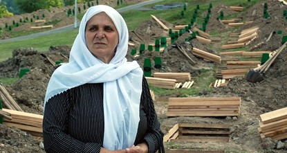 Srebrenica leader in fight for justice Mehmedovic dies