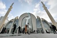 |Die DITIB-Moschee in Köln. (AP)