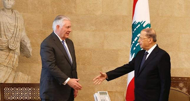 الرئيس اللبناني: على الولايات المتحدة منع إسرائيل من الاعتداء على سيادتنا