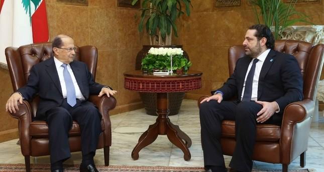 الرئيس اللبناني يكلف الحريري رسميا بتشكيل الحكومة