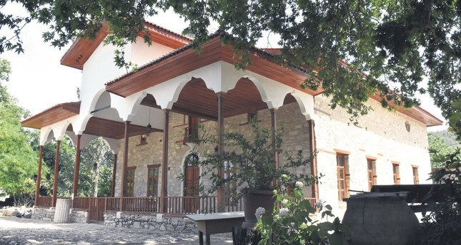 Ottoman mosque in ancient city to open for prayer
