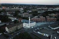 District center in Germany's Aachen renamed Mosque Square