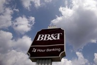 US banks BB&T, SunTrust join to create $66B operator