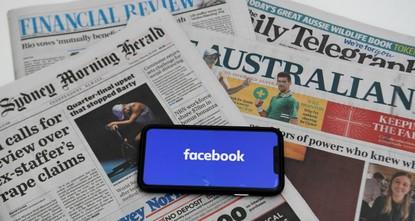 معركة شرسة بين فيسبوك والحكومة الأسترالية بسبب المحتوى الخبري