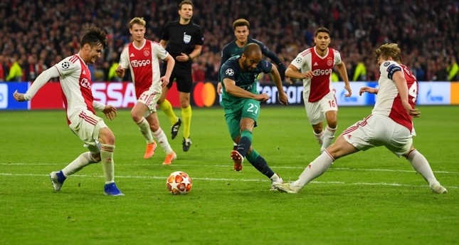 Tottenham beats Ajax to set up Champions League final with Liverpool