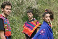 South America's archaic rhythms hit Babylon