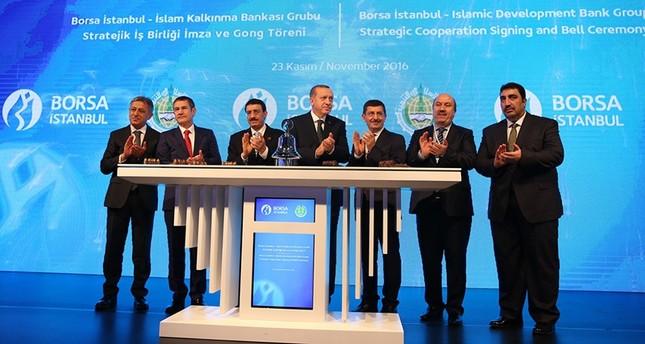 أردوغان يدعو لتعزيز بورصة الذهب في التعاملات المالية
