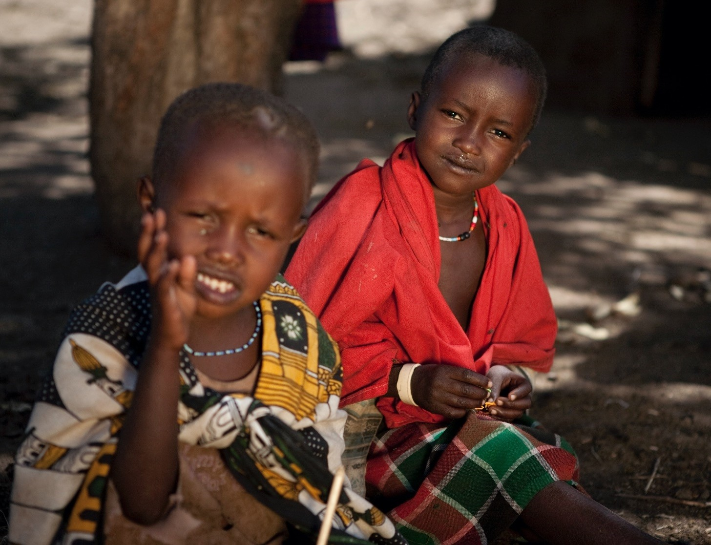 Thousands, mostly farmers, are seeking shelter in camps erected across northern Kenya.
