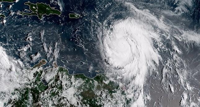 Category 4 Hurricane Maria devastates Dominica, moves toward Puerto Rico, Virgin Islands