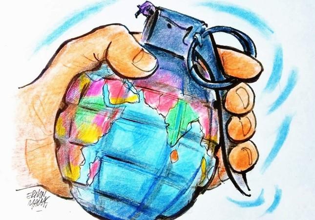 Injustice around the globe: Palestine, Kashmir, East Turkestan