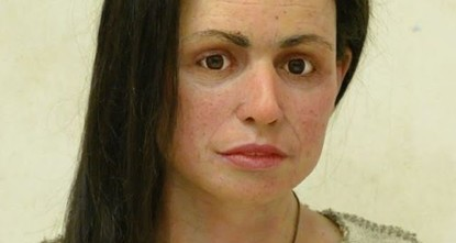 Scientists unveil face of 7,500-year-old woman from Turkey
