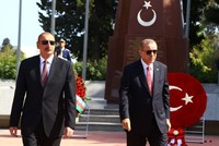 Solution in occupied Karabakh a must to normalize ties with Armenia, Erdoğan says