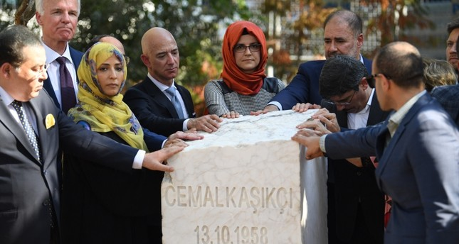 Istanbul: Schweigeminute für Khashoggi