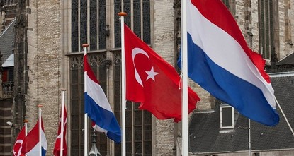 Turkey, Netherlands to normalize bilateral ties