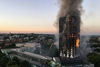 A fire that killed at least 79 people at a London apartment block started in a fridge freezer, and the outside cladding engulfed by the blaze has since been shown to fail all safety tests, London...
