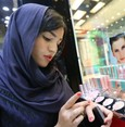 Cosmetics lure tourists from across Middle East to Turkey
