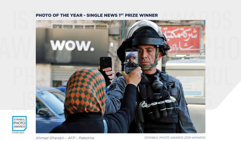 Photo of the Year 2019 & Single News 1st Prize — Israeli-Palestinian conflict