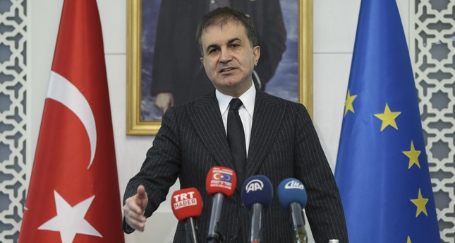 Turkey condemns 'unacceptable' EU statement on Greece, Cyprus