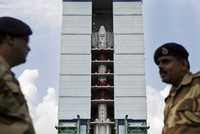 India launches more than 100 satellites into orbit in record launch