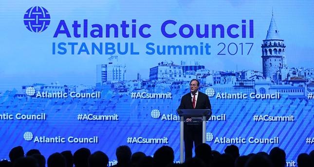 قمة المجلس الأطلسيتشدد على دور تركيا في إحلال السلام والاستقرار في المنطقة