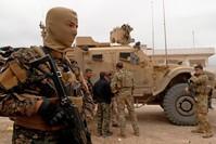 دورية للجيش الأمريكي في الدرباسية الخاضعة لسيطر ي ب ك الإرهابي
