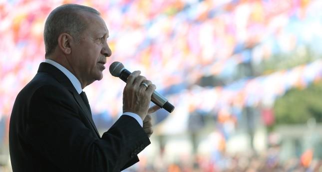 'Erdoğan's words on Australia, NZ taken out of context'