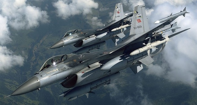 27 PKK terrorists killed in airstrikes in Iraq's Qandil