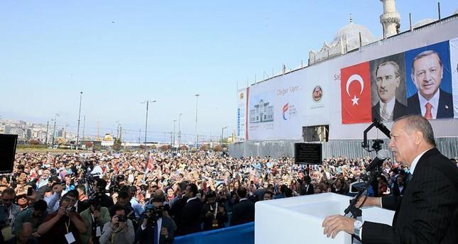 أردوغان: السياحة ستسجل رقما قياسيا بجذب 40 مليون سائح العام الجاري