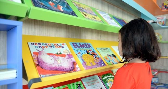 تركيا.. افتتاح أول مكتبة متخصصة للأطفال دون سن الـ 3 أعوام
