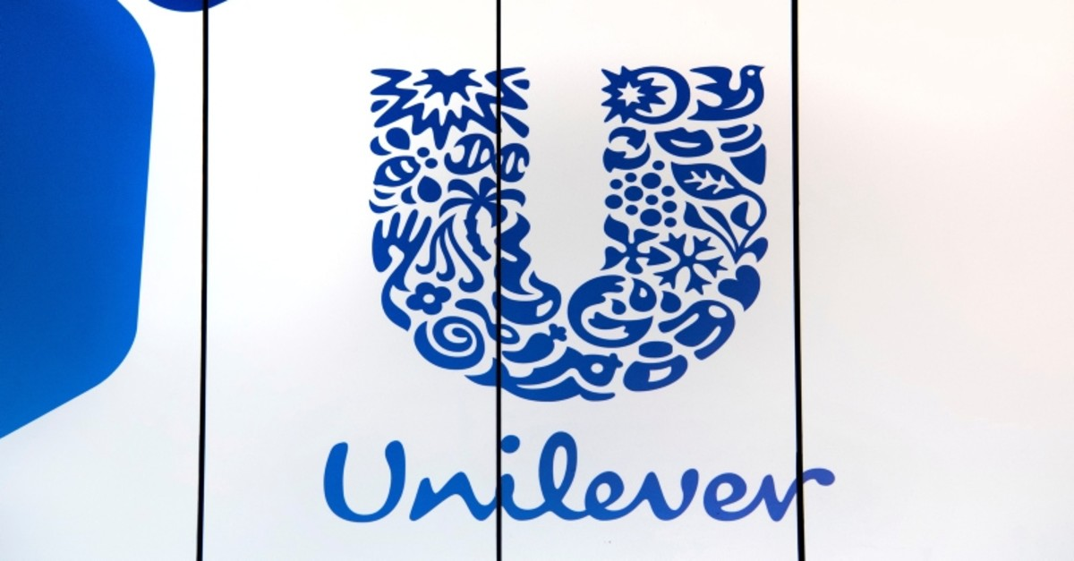 The logo of Unilever is seen at the headquarters in Rotterdam, Netherlands August 21, 2018. (REUTERS Photo)