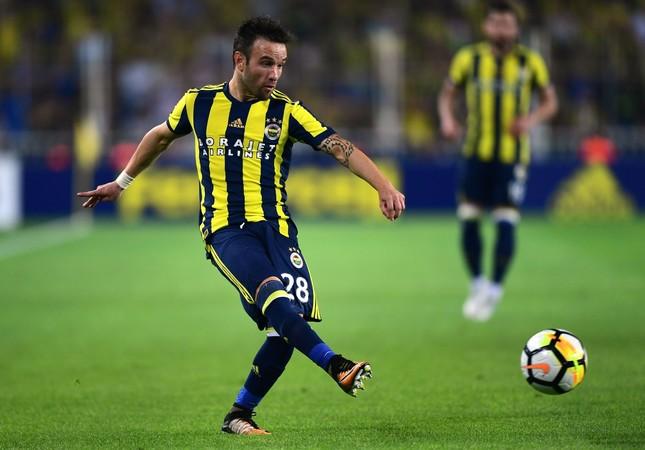 Fenerbahçe's Valbuena