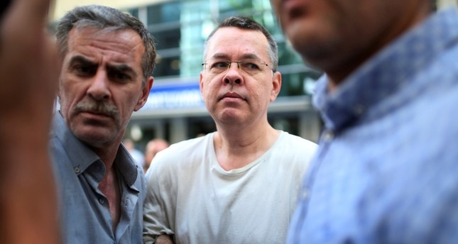 Turkish court rejects 3rd appeal for US pastor's release