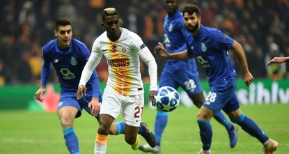 Galatasaray advances to Europa League round of 32
