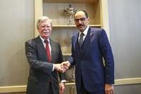 Presidency spox Kalın, Bolton discuss Syria over phone