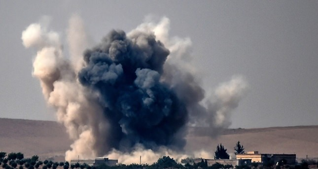 الجيش التركي يقصف 67 هدفا لداعش ويقتل 5 من عناصره