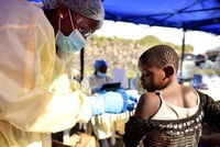 Congo plans to introduce second Ebola vaccine to counter virus outbreak