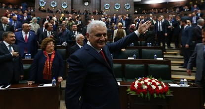 pDuring the Justice and Development Party's (AK Party) parliamentary group meeting on Tuesday Prime Minister Binali Yıldırım underscored that the democratization process in Turkey will be crowned...