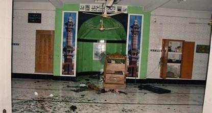 20 قتيلا حصيلة انفجار مكيفات مسجد في بنغلاديش
