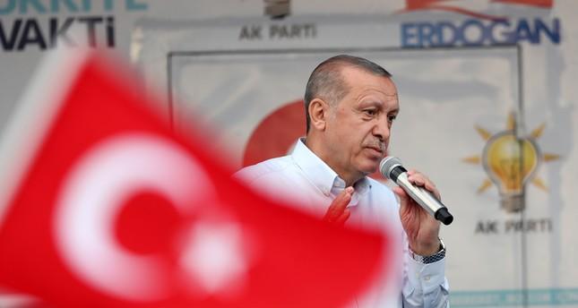أردوغان: رغم الهجمات والألاعيب اقتصادنا يواصل نموه بقوة