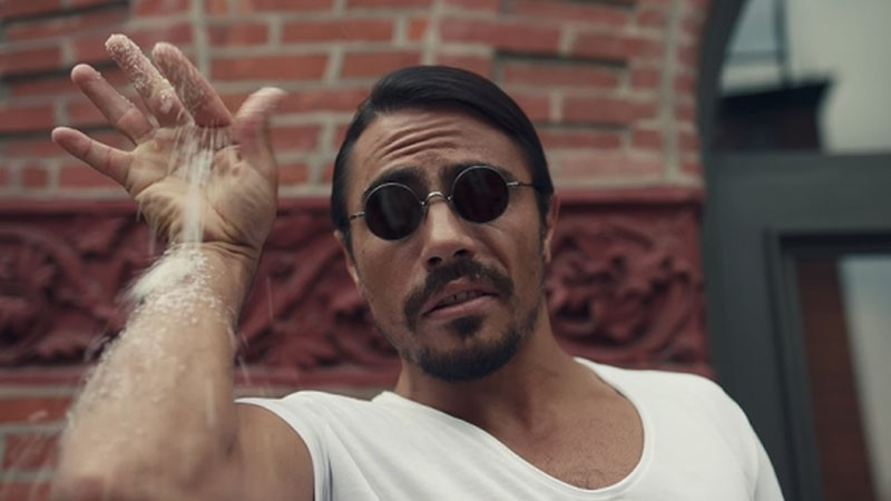 Salt Bae phenomenon Nusret not so 'bae' for New York City Health Department | Daily Sabah