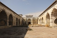 Gorgeous inn in central Anatolia remnant of Seljuk architecture